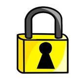 Keep your password safe!