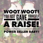 Power Seller Earners