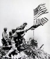 Strong Flag Bearer