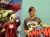 Star Staffer Alison Mendoza