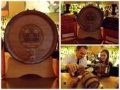 the barrel