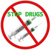 Stop drugs!!