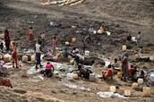 South Sudan is in a war!