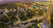 Disney Princess movies to Fantasyland in Magic Kingdom