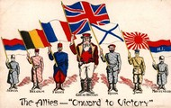 Allied Alliances of WWI