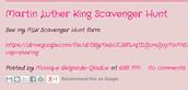 MLK Scavenger Hunt