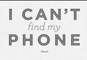 You will Call me if I lose my phone
