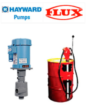 Vertical series pumps
