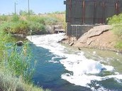 How have humans negatively impacted water in the past?
