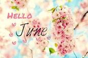 June week 1 Leader check in!