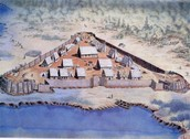 Jamestown, Virginia, founded (1607)