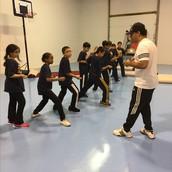Fencing PE Class
