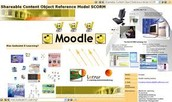 Moodle e learning