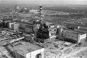 Chernobyl Nuclear Blast