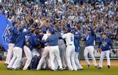 Kansas City Royals Baseball Team