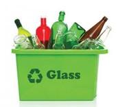 Reciclarán el vidrio y el cartón