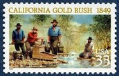 1849 california gold rush starts