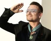 How does Bono inspire me?