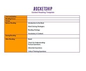 RSCP Guided Reading Template
