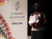 CCC Scholarship and 3rd Place Winner in Behavioral & Social Sciences High School Category- Louisa Williams