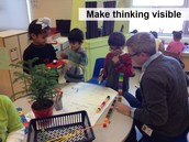 Make thinking visible