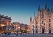 stad Milaan