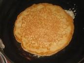 One pancake = One ounce of grain