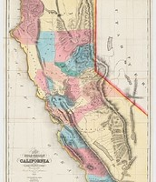 1848 Gold is Discovered in California