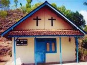 Place  where people worship Christianity