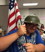 WW I Soldiers 8th grade