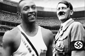Owens Accomplishments/conflict with Hitler