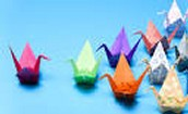 The 1000 cranes project