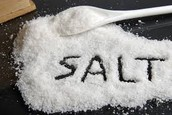 agregue sal