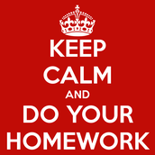 CALLING ALL PARENTS...NEED HELP WITH HOMEWORK??