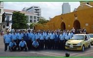 Capacitacion a Taxistas en el primer trimestre