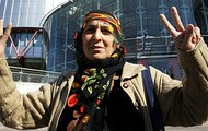 Kurds defending their rights at the European Court of Human Rights