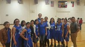 Lady Eagles Undefeated in Tournament