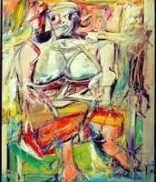 Willem de Kooning art.
