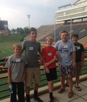 PBL at the WFU Demon Deacon Football Stadium