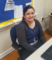 Janeth Damien, JH Counseling Clerk