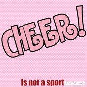 Cheer is not a sport