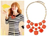 Olivia Necklace, Retail $118  Now $50