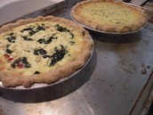 Pies and Quiche