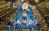 How is Brazilian Carnival celebrated?
