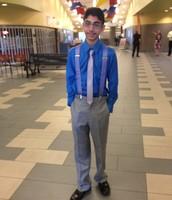 Graduating Middle School!