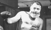 Ernest Boxing.