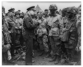 Why did I consider Dwight D. Eisenhower as a role model.