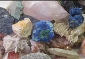 Rocks v. Minerals