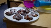 Delicious Florentines made this week!