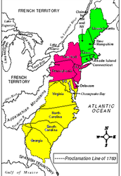 Colonies and Colonial Regions